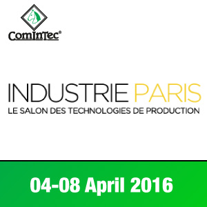 Industrie Paris 2016
