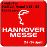 COMINTEC-HANNOVER MESSE 2017